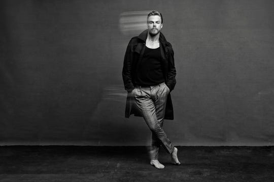 Derek Hough showcases his talents as a singer, dancer and musician in his new solo show.