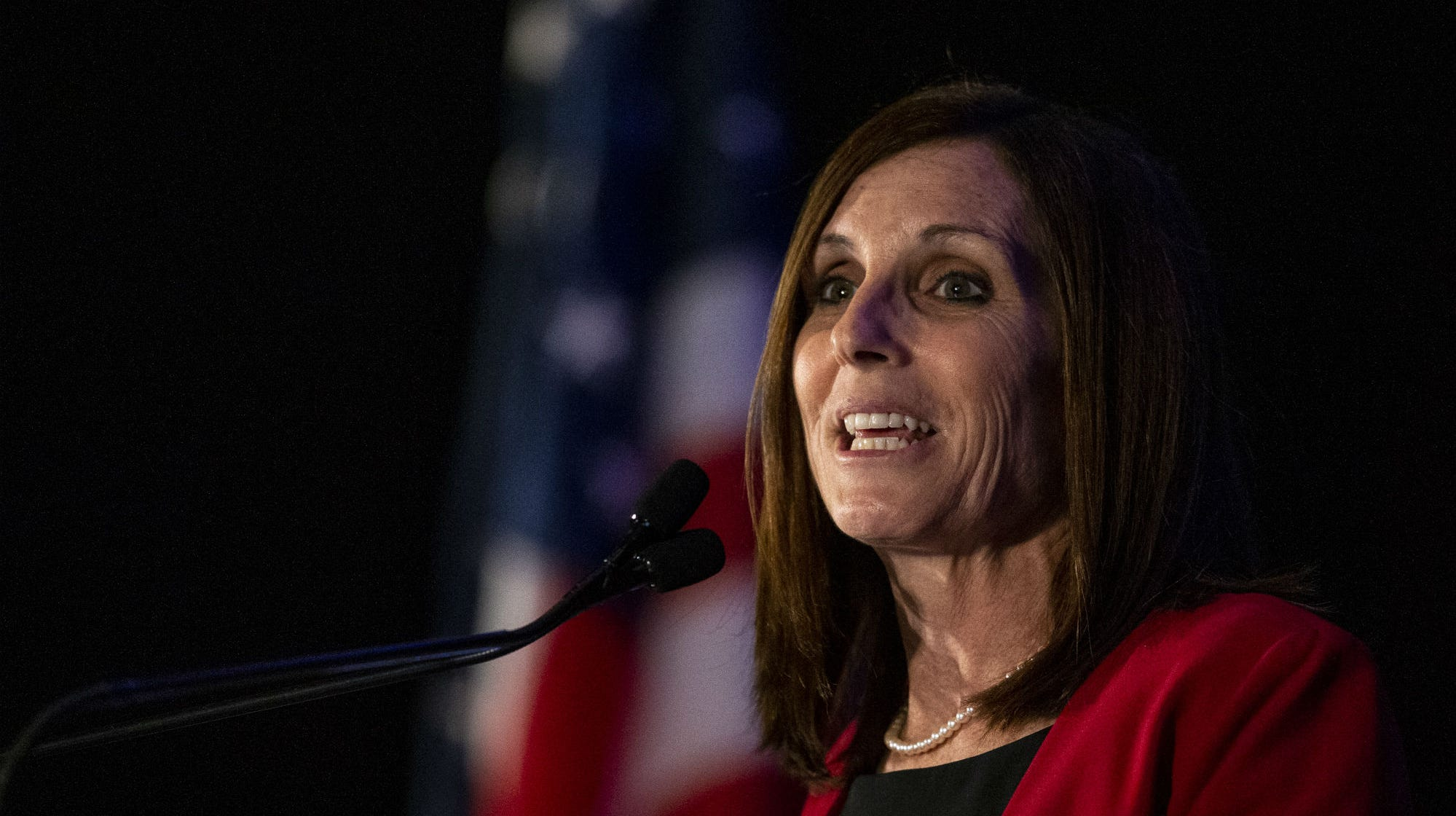 McSally says threats from Iran 'credible' and 'serious; Sinema dodges the question