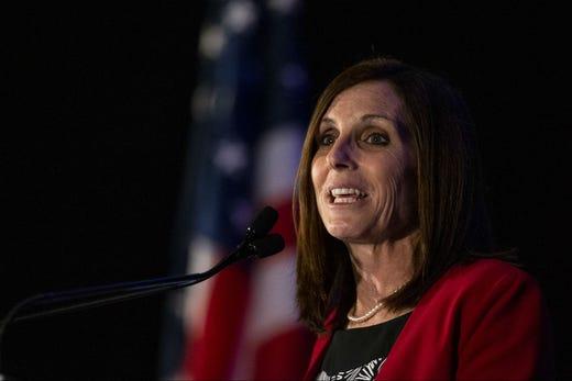 McSally, GOP talk up Trump's economic record at Scottsdale roundtable