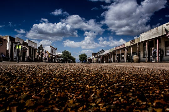 Explore Allen Street in Tombstone, AZ.