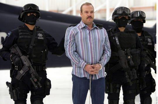 El mexicano Carlos Montemayor es señalado como jefe de la red de transporte y distribución de cocaína en Estados Unidos de Edgar Valdez Villarreal 'La Barbie'.