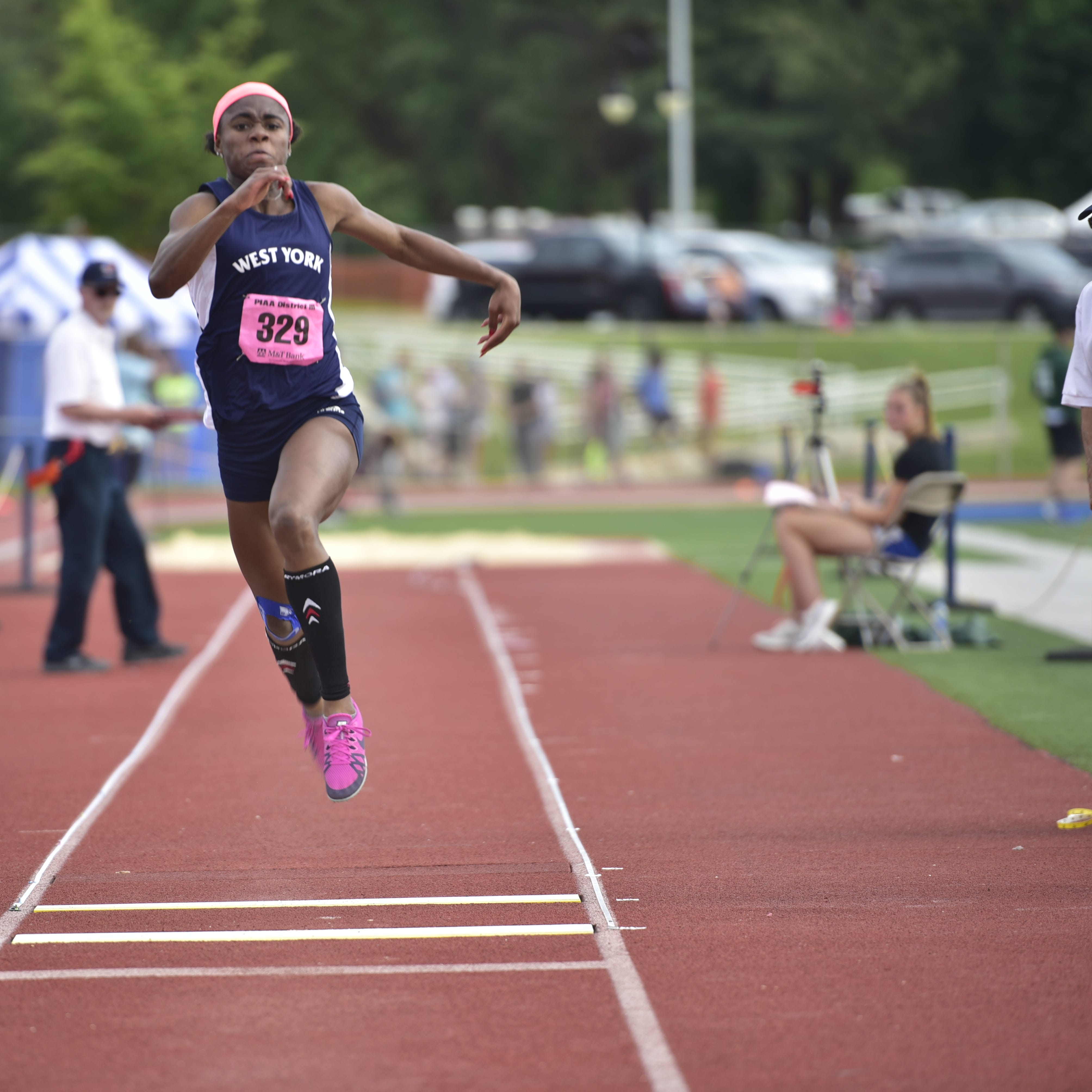 District 3 track and field: Which GameTimePA athletes earned medals in field events?