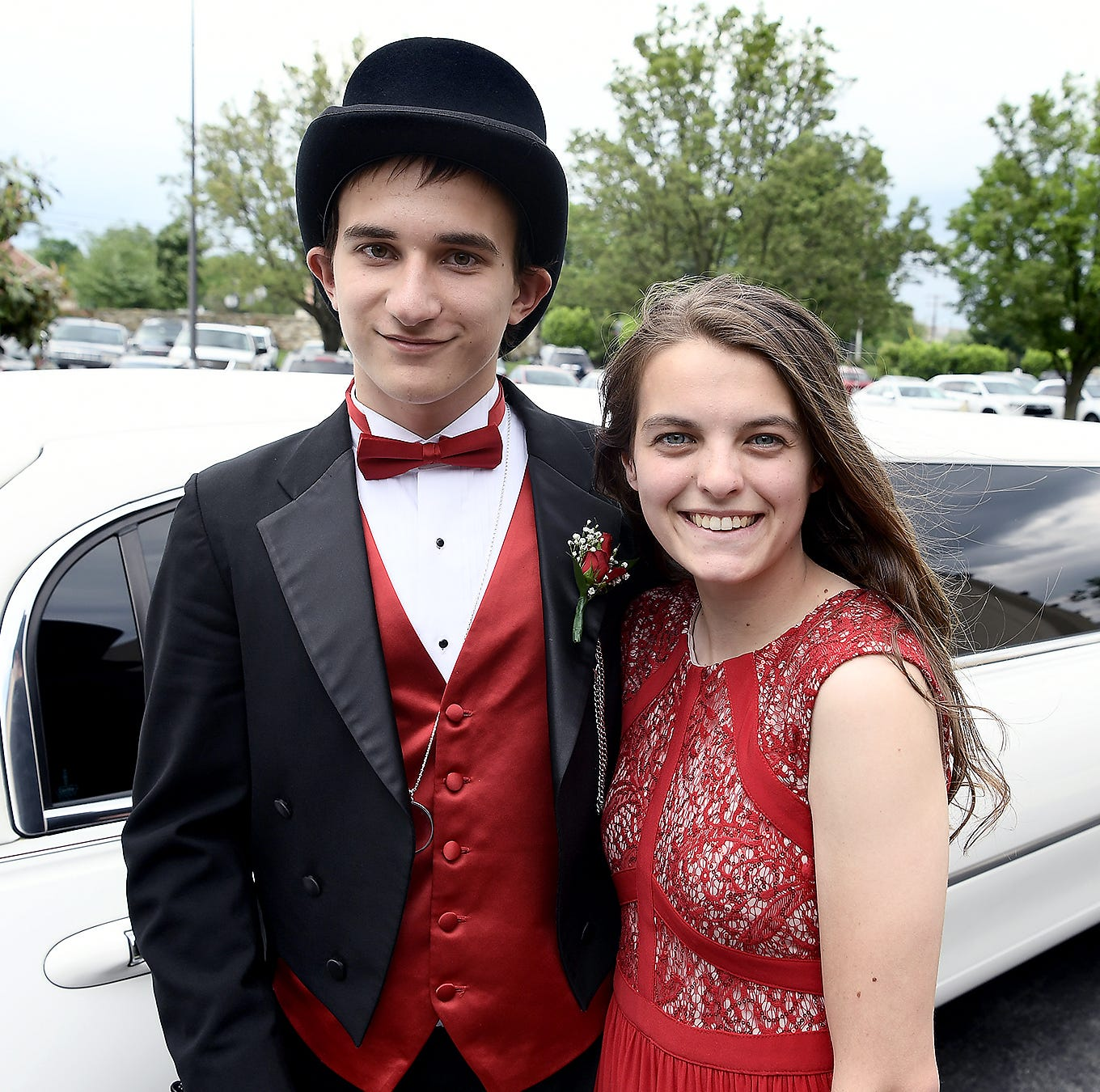 PHOTOS: Eastern Golden Knights celebrate prom night in Lancaster