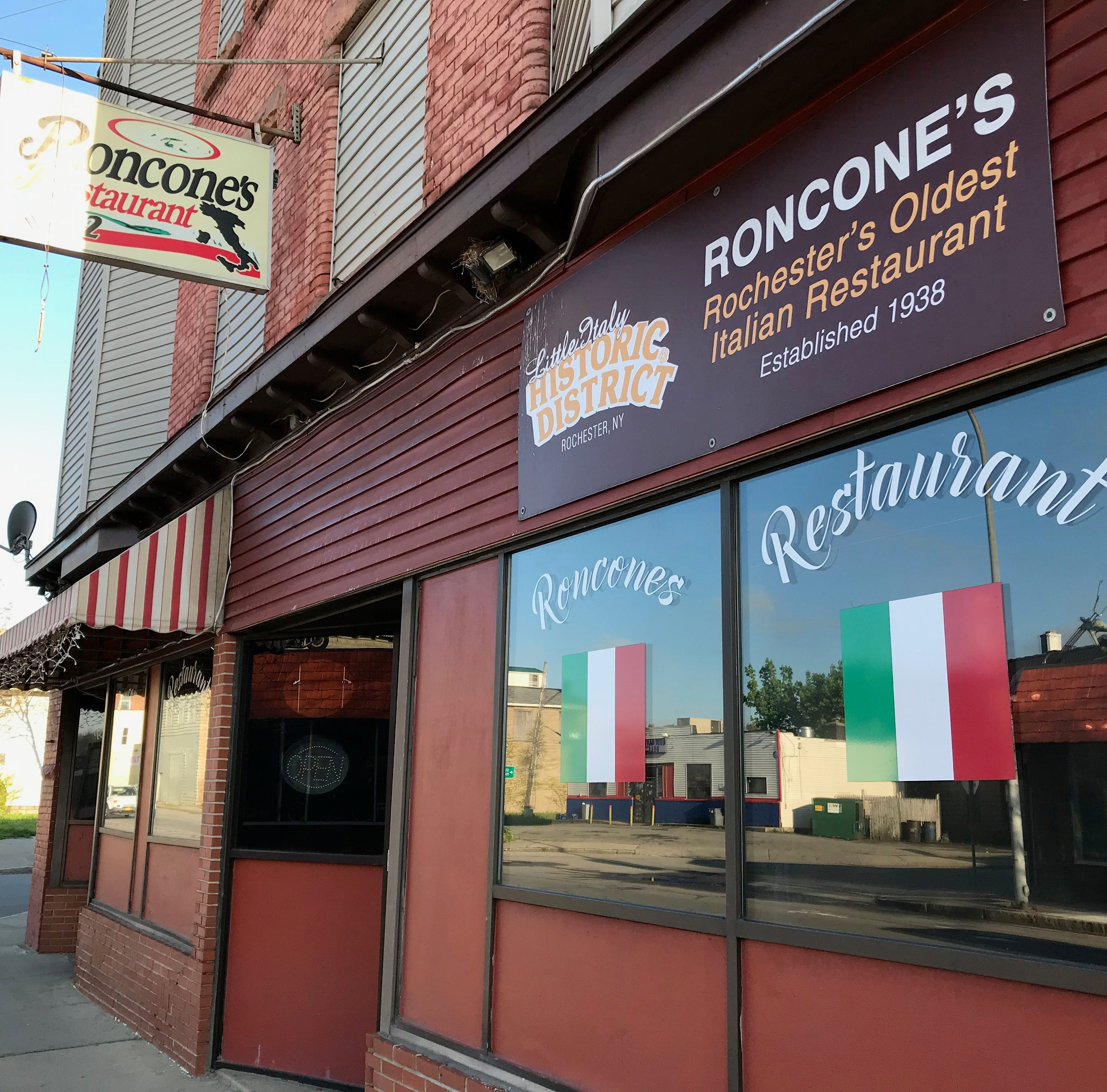 Andreatta: Can Roncone's be revived? Fuhgeddaboudit.