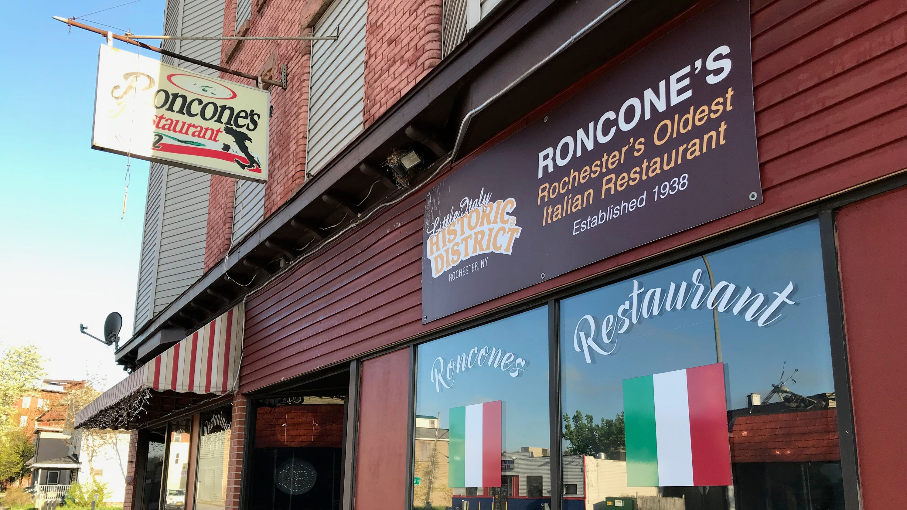 f2530169b99 Can Roncone s restaurant in Rochester be revived  Fuhgeddaboudit.