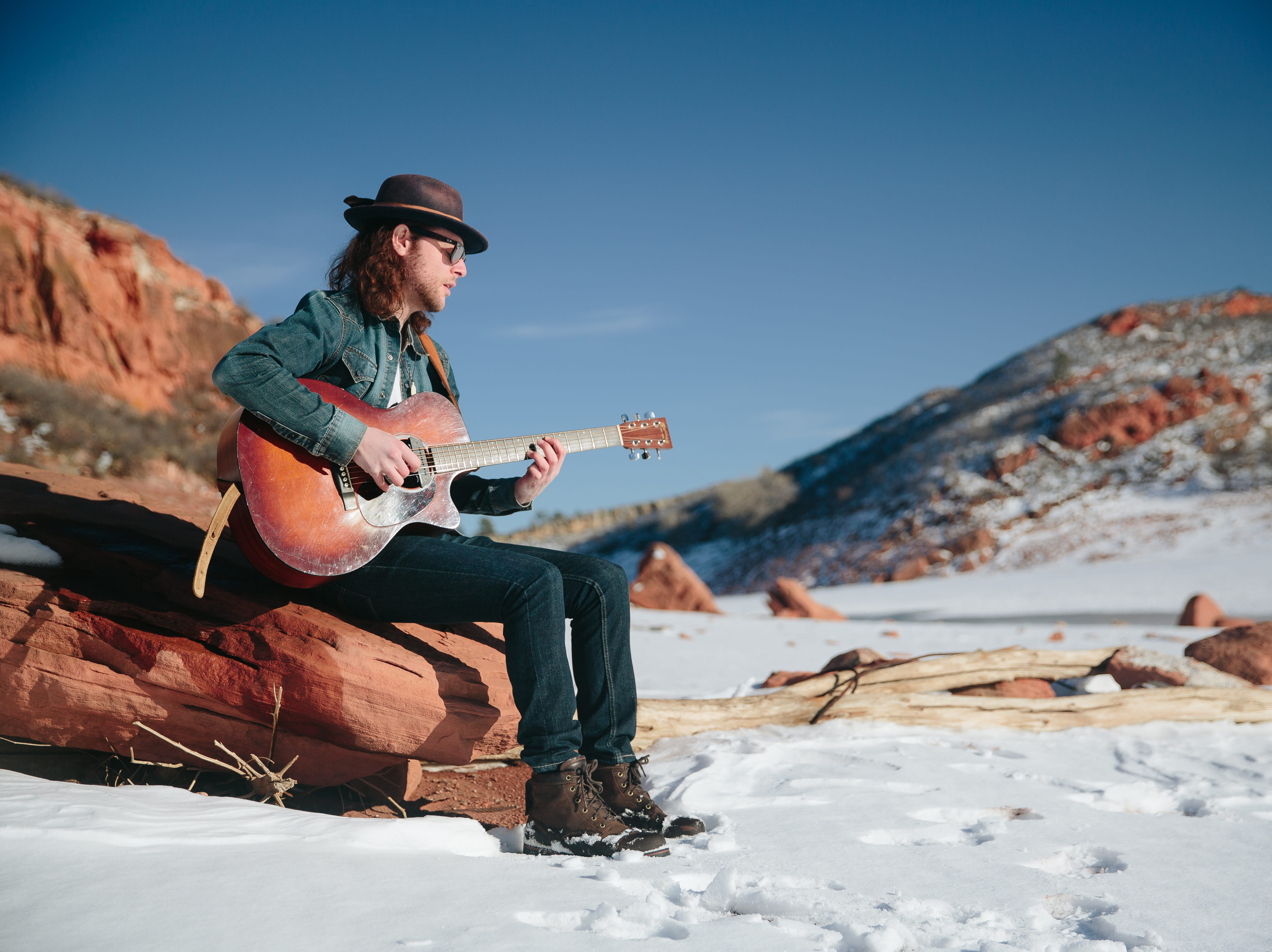 """Beni Brosh: Live music from this Colorado-based, Americana songwriter in support of the release of his latest album """"Hole Hearted, 8 p.m. Saturday, May 25, Vagabond Brewing, 2195 Hyacinth St. NE #172."""