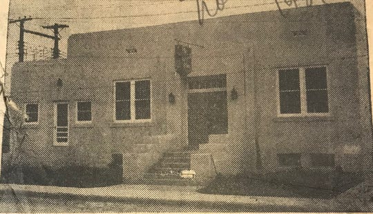 The Salvation Army's Yates Memorial Citadel was dedicated in 1939, constructed in memory of Ira and Ann Yates at 15 W. 1st St. in San Angelo.