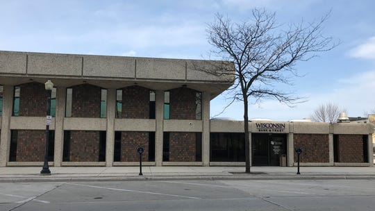 Wisconsin Bank & Trust announced that they are closing their downtown office by December.
