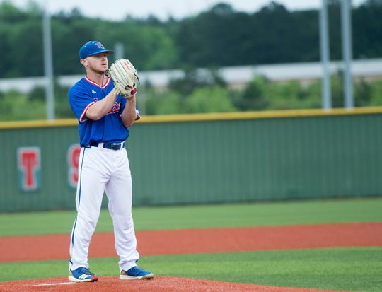 Louisiana Tech's Matt Miller.