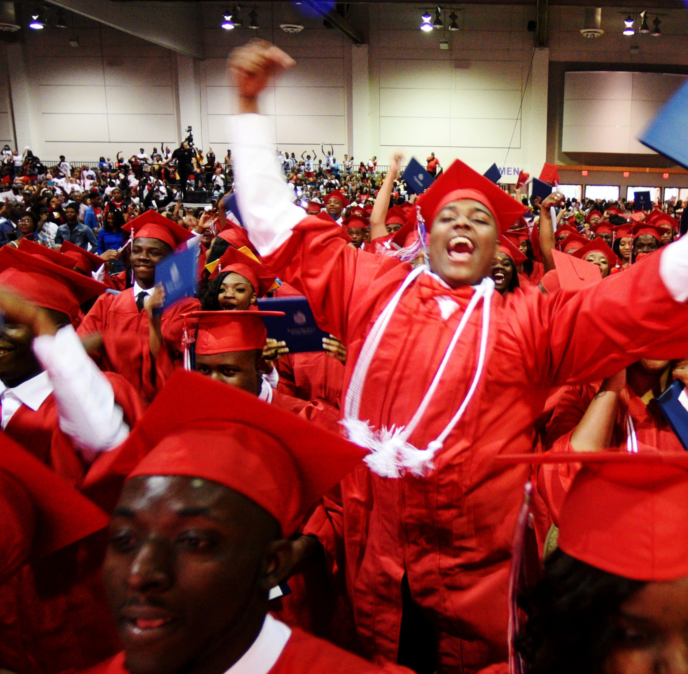 Caddo-Bossier 2019 Graduations