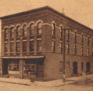 Looking Back: Blauvelt building housed Dakota Iron Works for 70 years