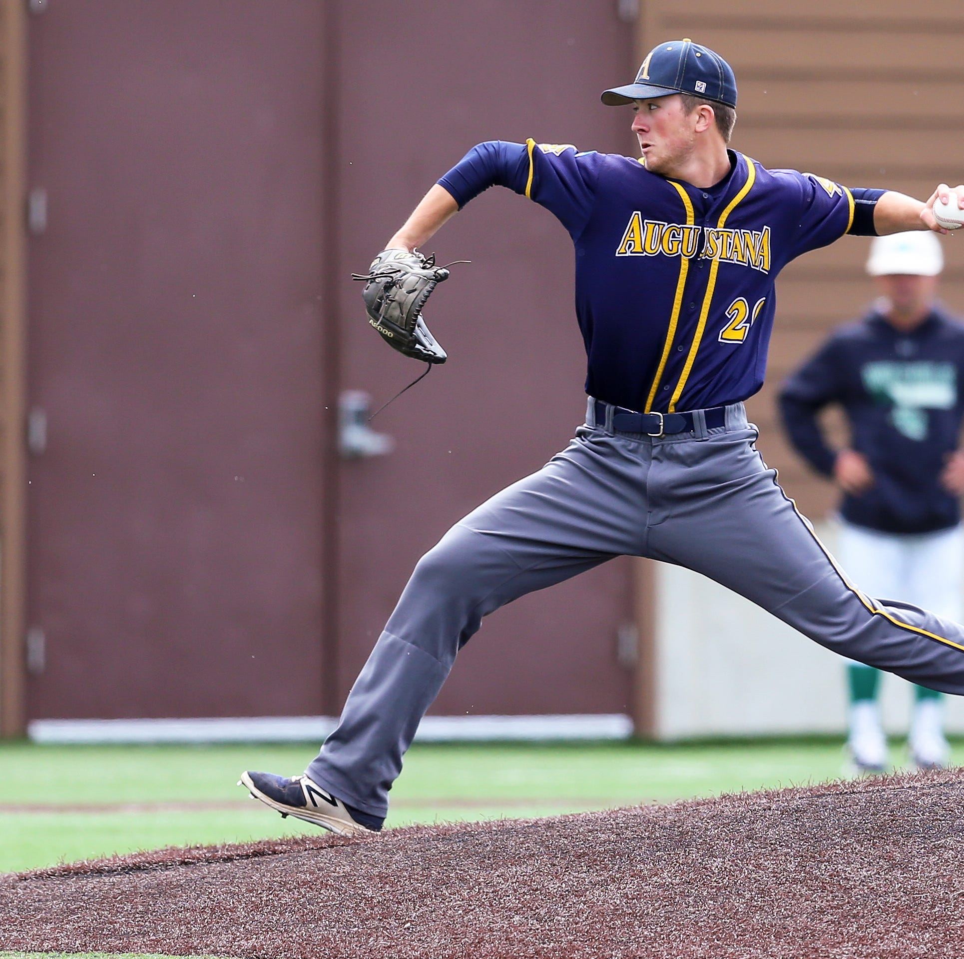 Augustana baseball team advances to regional championship