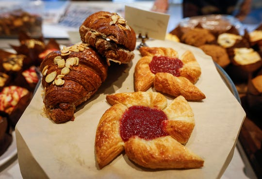 Neighbor's Mill bakery offers a variety of pastries at their new location at 1301 E. Sunshine St. Suite 120.