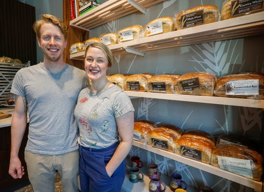 Clif and Lauren Brown are the owners of the Springfield Neighbor's Mill bakeries. They recently opened a new location at 1301 E. Sunshine St. Suite 120.