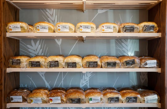 Neighbor's Mill bakery offers a variety breads at their new location at 1301 E. Sunshine St. Suite 120.