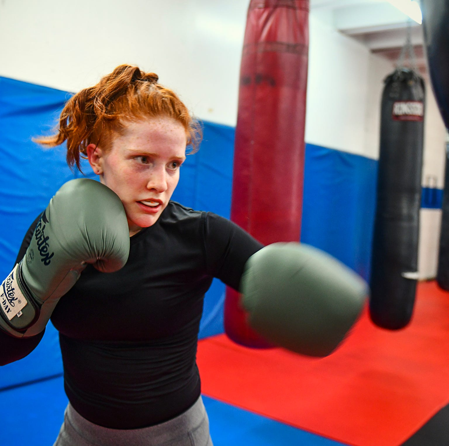 Sauk Rapids senior hopes to make her mark in MMA