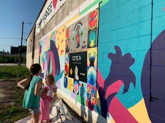 Capital City Youth Services instituted a Youth Advisory Council to help ensure that the voices of youth are heard. In addition to celebrating its first year, the YAC conducted an anti-bullying campaign culminating in a mural presentation to the community.