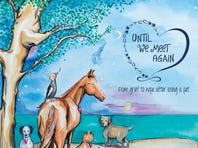 Children's book aims to help with the loss of a pet