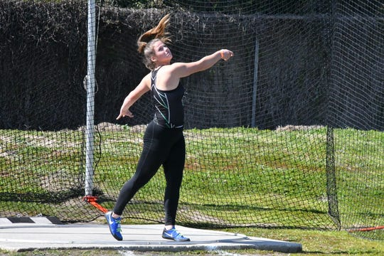 One year after not qualifying for CIF-Southern Section divisional finals, Thousand Oaks High senior Amanda Spear hopes to qualify for the state championships this weekend at the Master's Meet.
