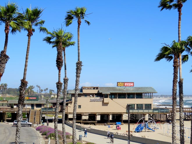 Ventura's new sales tax is being used in part to help patrol the Promenade and maintain the coast.