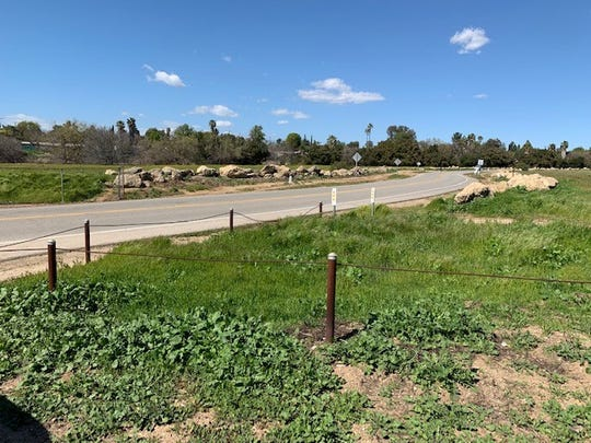 The$4.5 million development of Conejo Creek Southwest Neighborhood Park (site shown) is the most expensive park improvement project being planned for the next two fiscal years by the Conejo Recreation & Park District.