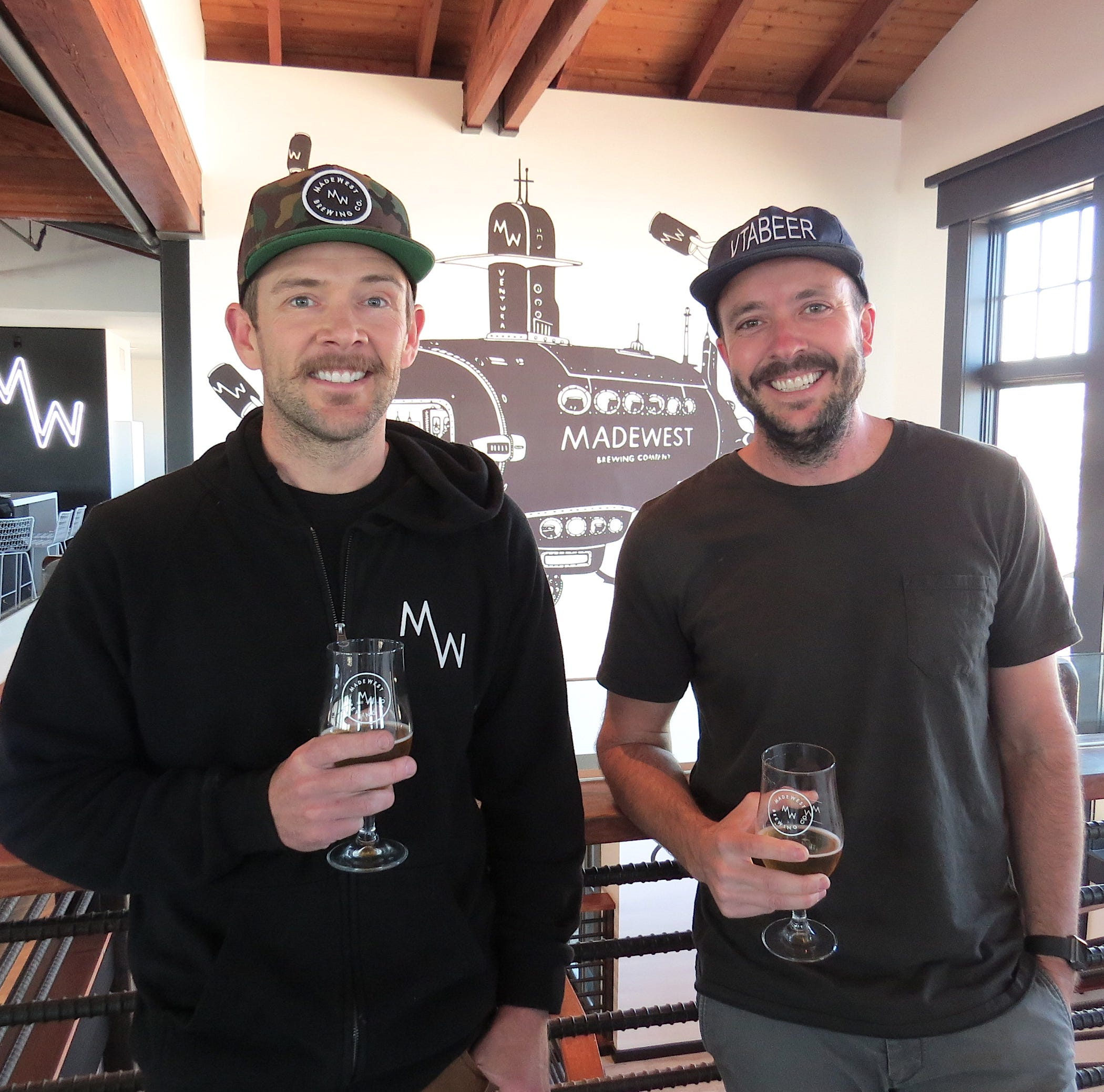 Open and Shut: MadeWest Brewing Co. opens Ventura Pier taproom