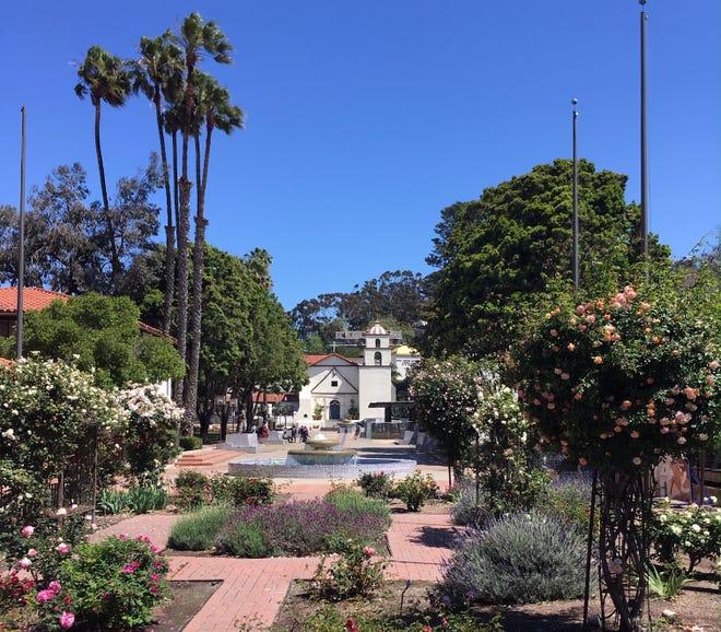 Downtown Ventura.