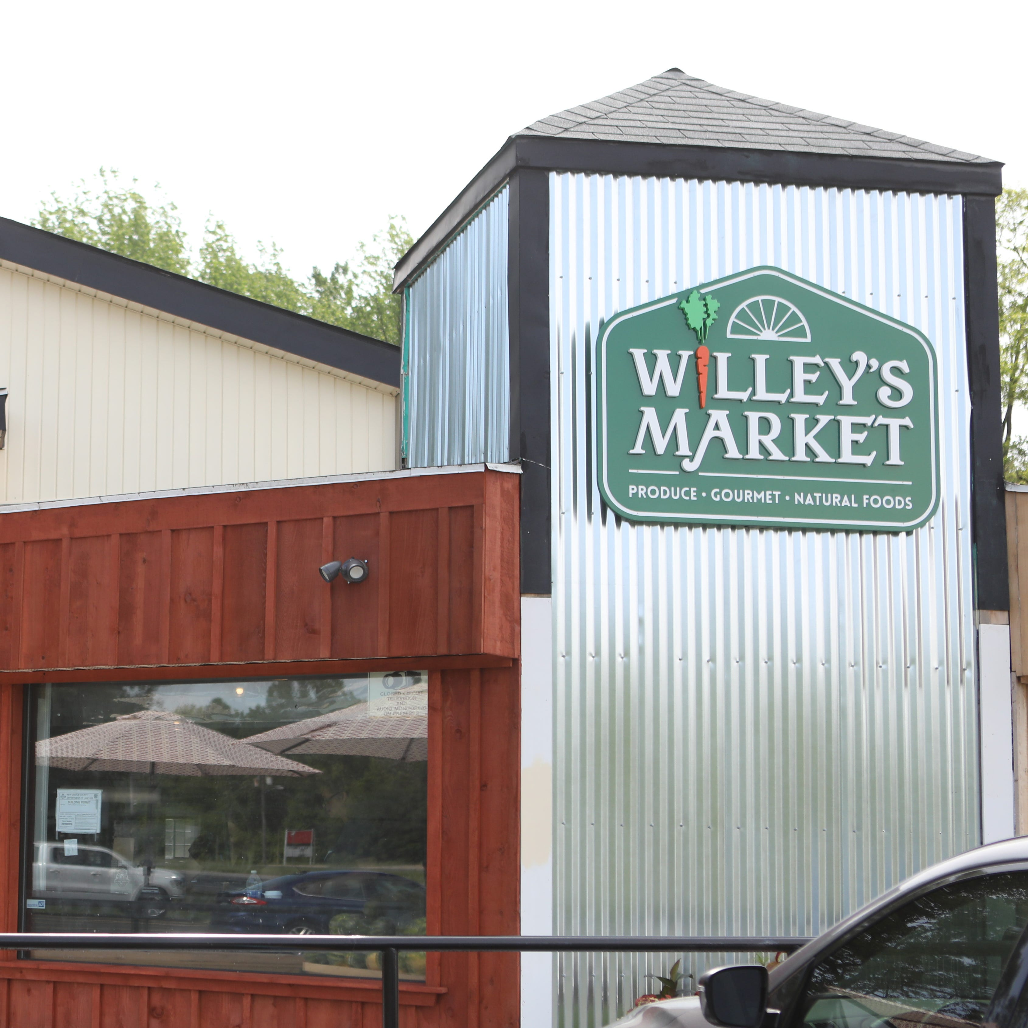 The owners of Willey Farms took a nearby vacant...