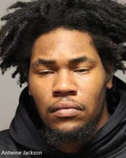 Antwine Jackson, a 23-year-old from New Castle,  was charged in a January shooting in Wilmington.
