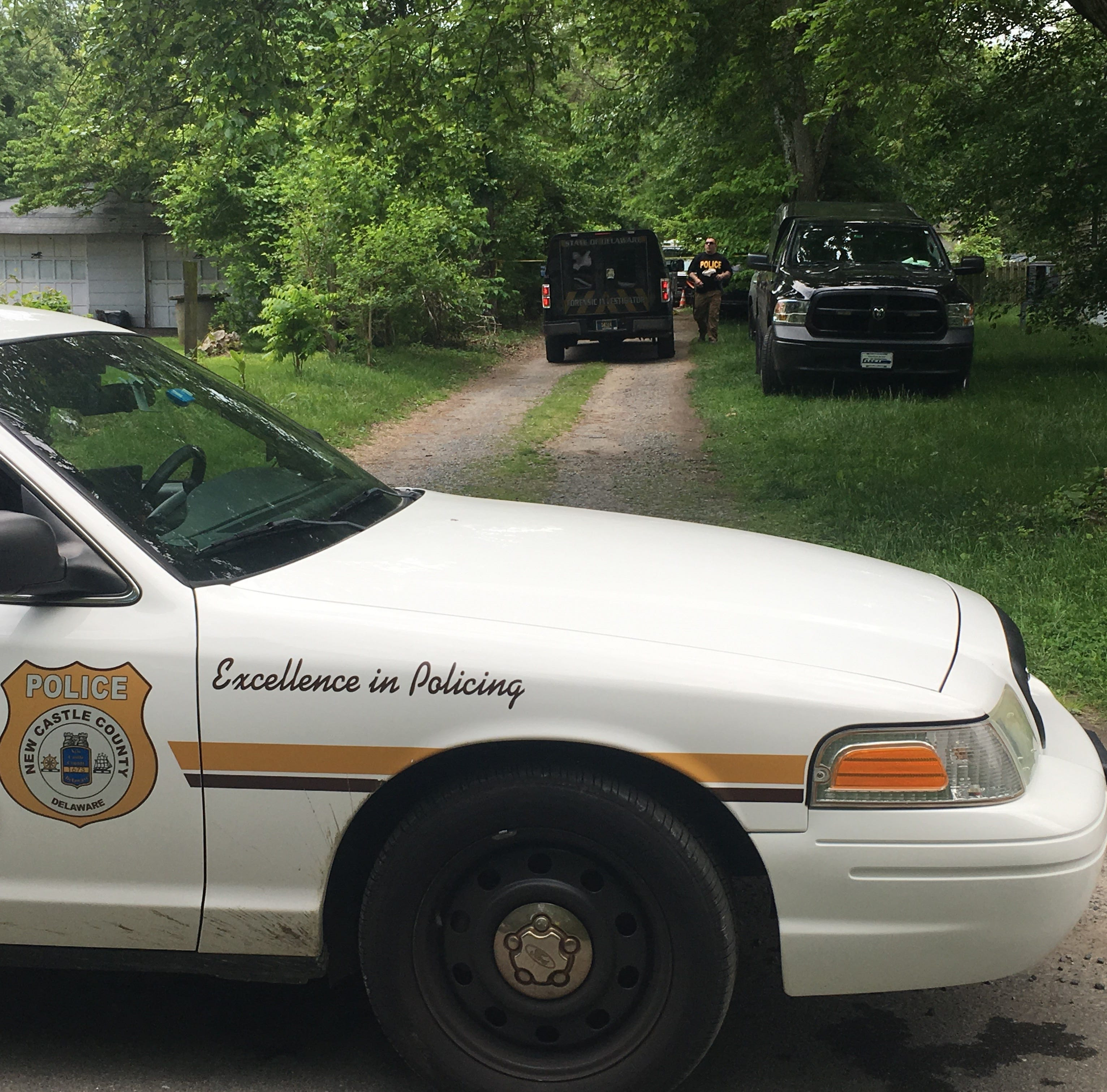 Body of missing man found near New Castle was murdered, county police said