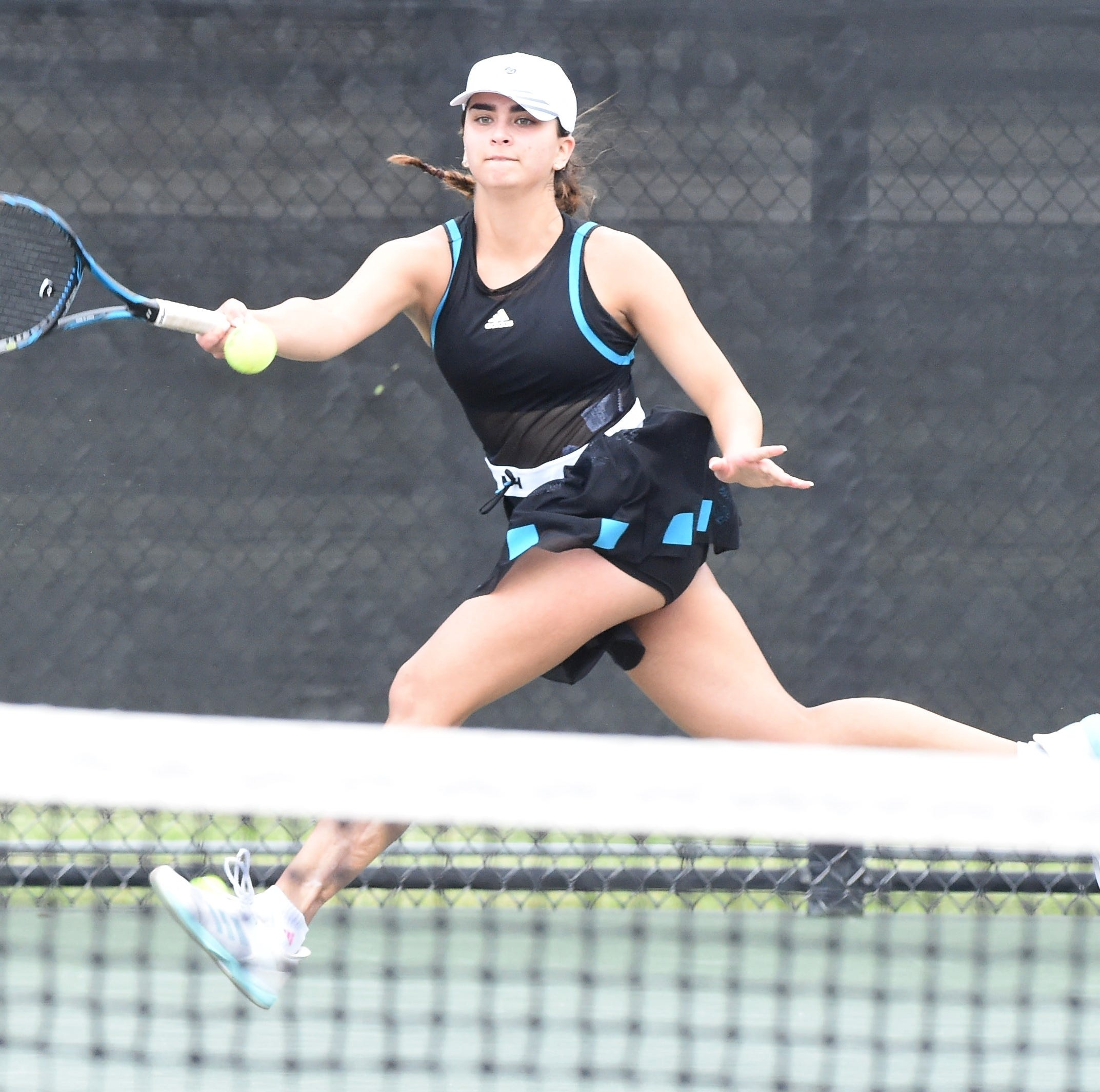 UIL State Tennis: London's Sara Humpal falls in championship match; earns fourth state medal