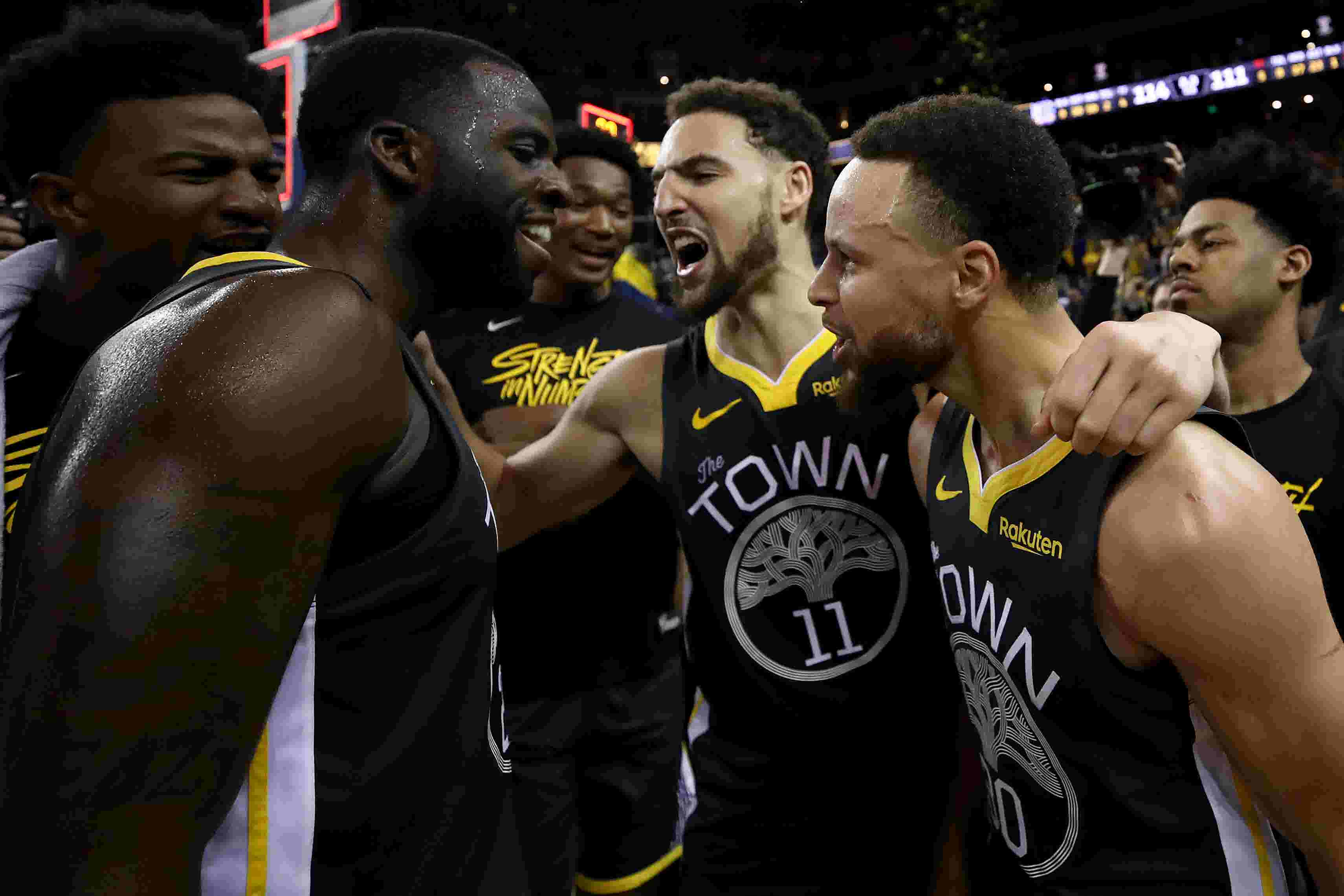 fefc39d15ba NBA playoffs: Kevin Durant out for Games 3 and 4 vs. Blazers