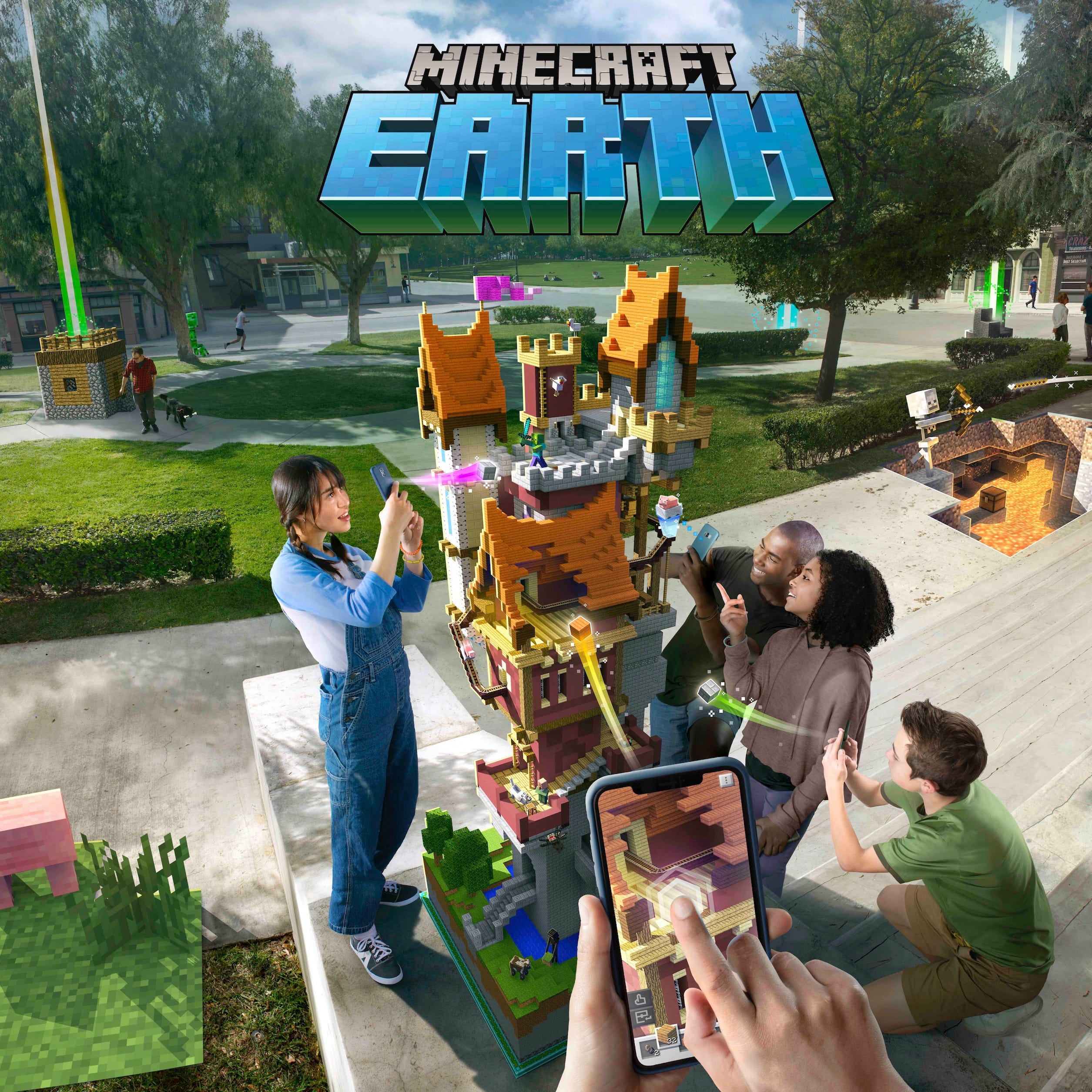 New 'Minecraft Earth' to offer AR experience like 'Pokemon Go'
