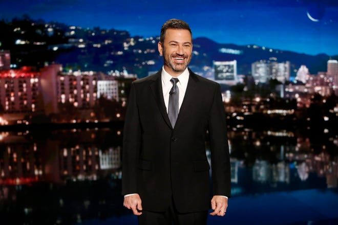 ABC late-night host Jimmy Kimmel will host a celebrity revival of 'Who Wants to Be a Millionaire' in April.