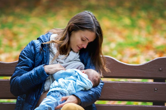 Common things you probably didn't know about breastfeeding