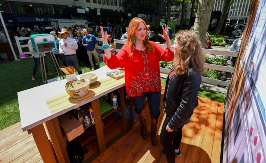 """Ree Drummond, aka the Pioneer Woman, opened up to USA TODAY about her empire: """"I'm able to do these things that I'm passionate about."""""""