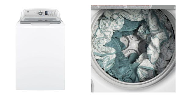 This washer is the best top loading washer under $1,000 for a reason.