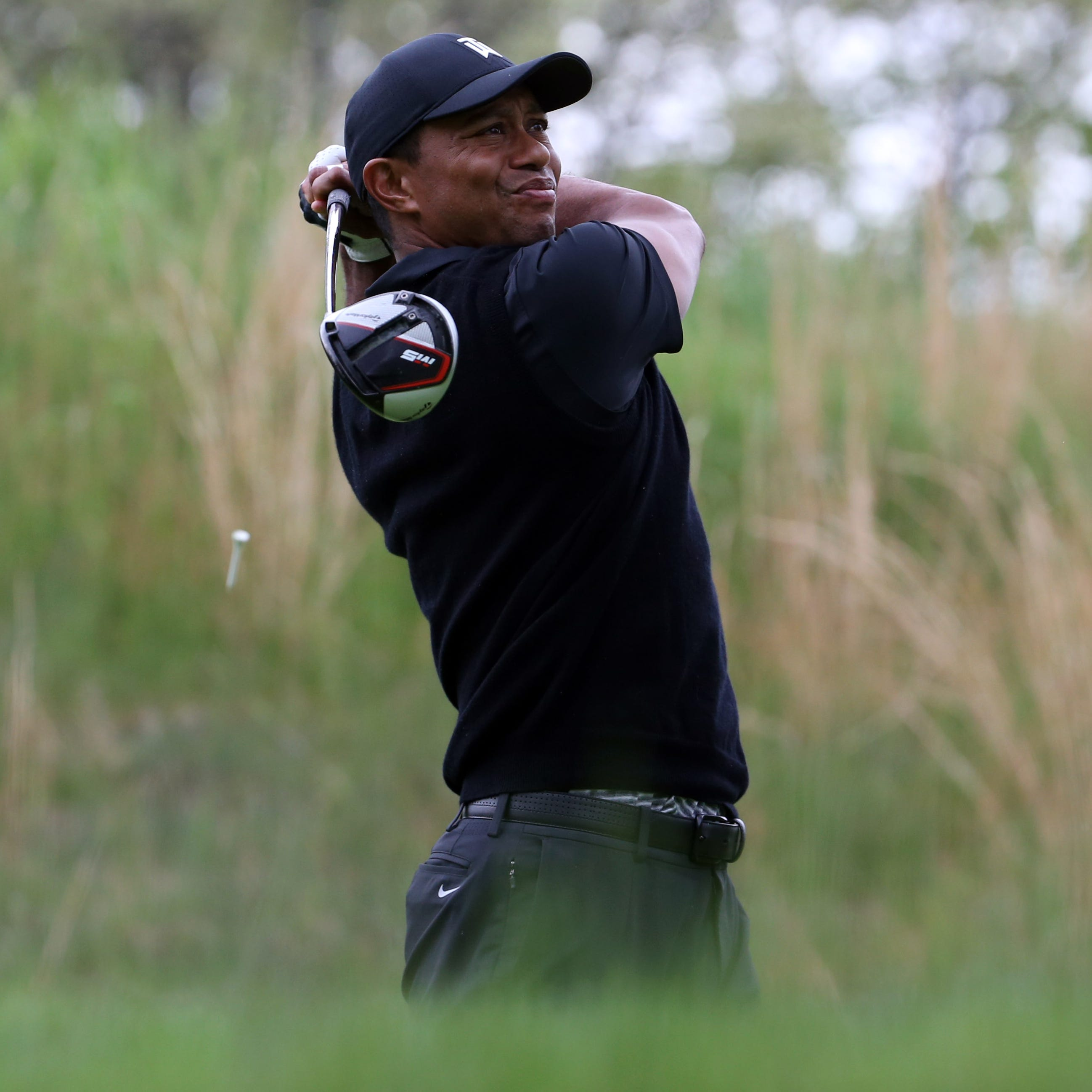 Tiger Woods misses cut at PGA Championship