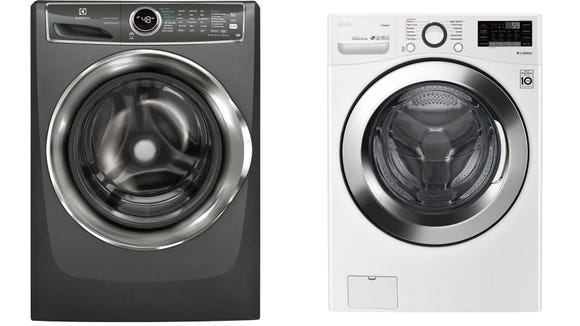 Get a new front-load washers for a great deal.