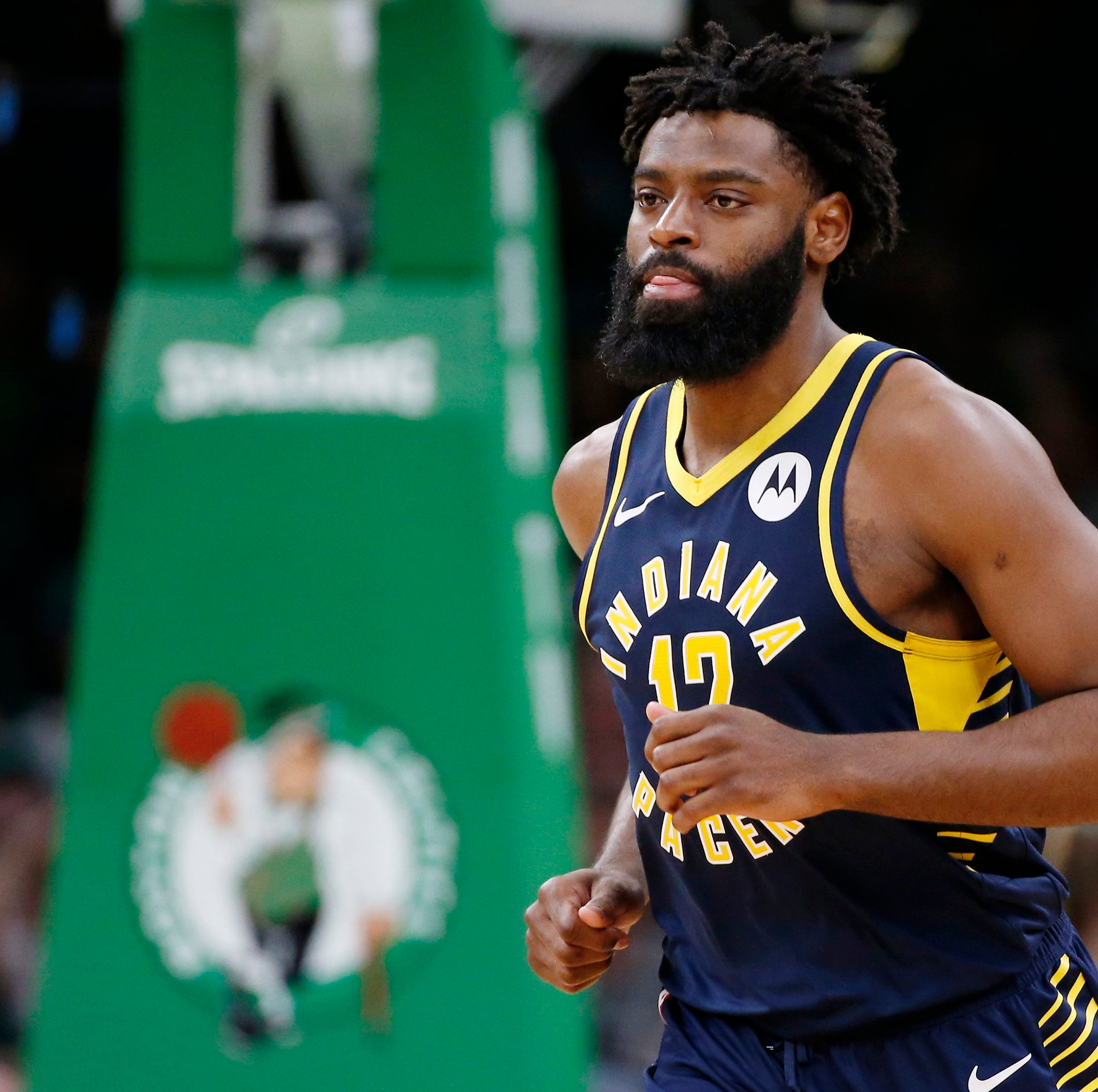 Indiana Pacers guard Tyreke Evans dismissed from NBA for two years for drug violation