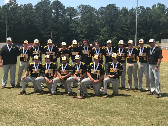 Crescent's baseball team finishes the season upper state champions and AAA state runner-ups.