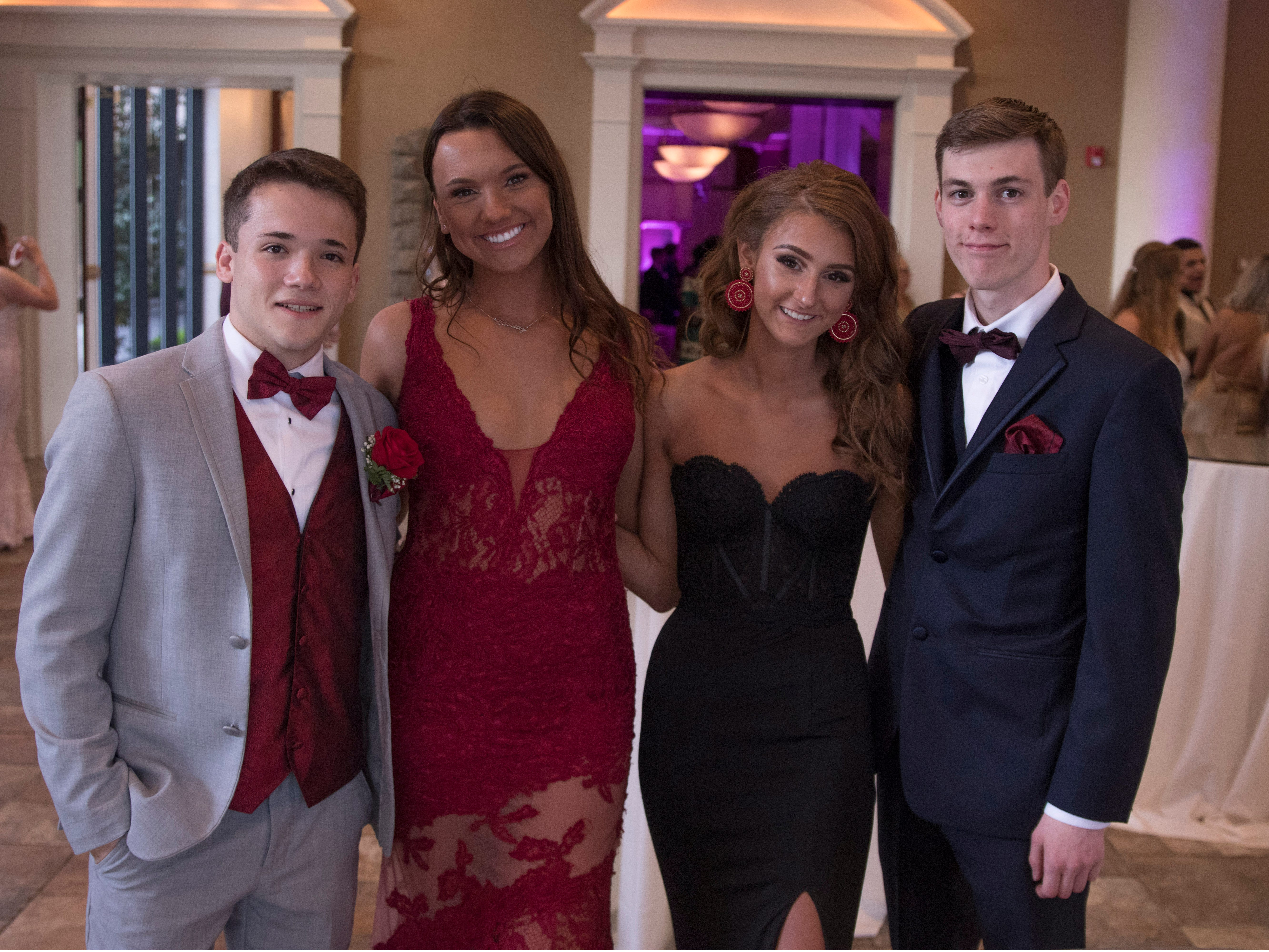 Toms River High School South prom 2019: See the dresses, hairstyles, glitz and glam