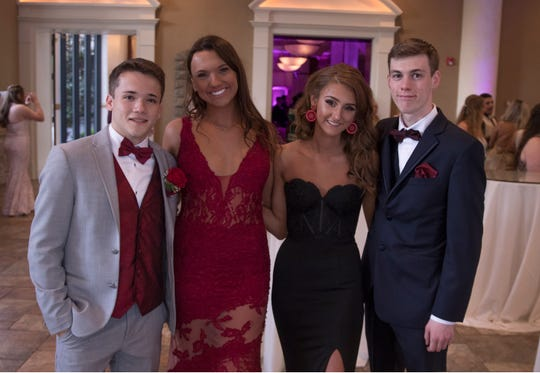 The Toms River High School South prom takes place at South Gate Manor in Freehold.Freehold, NJFriday, May 17, 2019