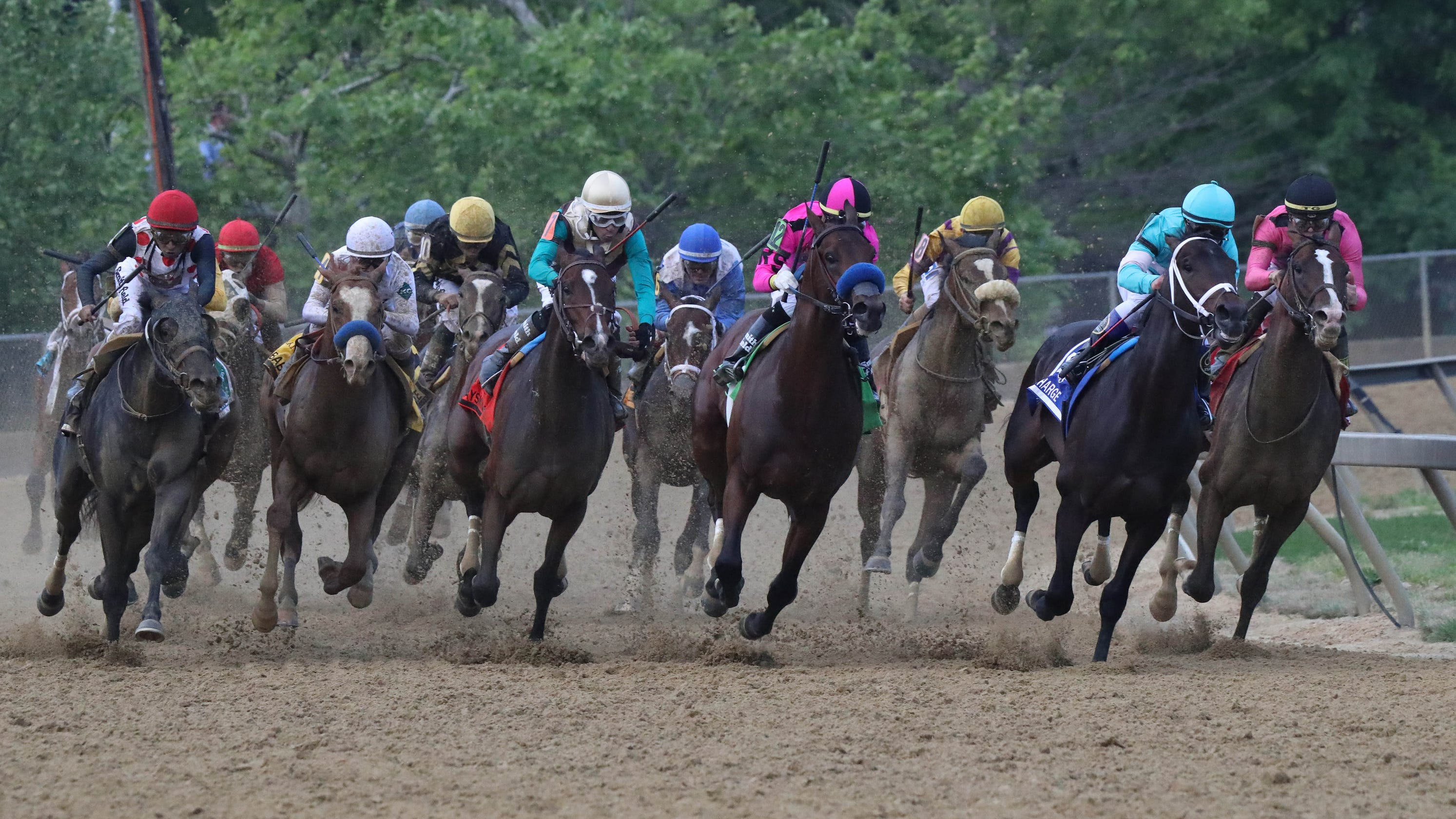 Belmont Stakes 2019 field: Bourbon War joins Preakness winner War of