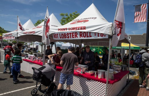 10 Can't-miss Shore Summer Food Festivals