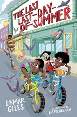"""""""The Last Last-Day-of-Summer"""" by Lamar Giles"""
