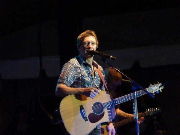 Country star Craig Morgan will entertain at 7 p.m. Aug. 24, right after Xtreme Bulls.