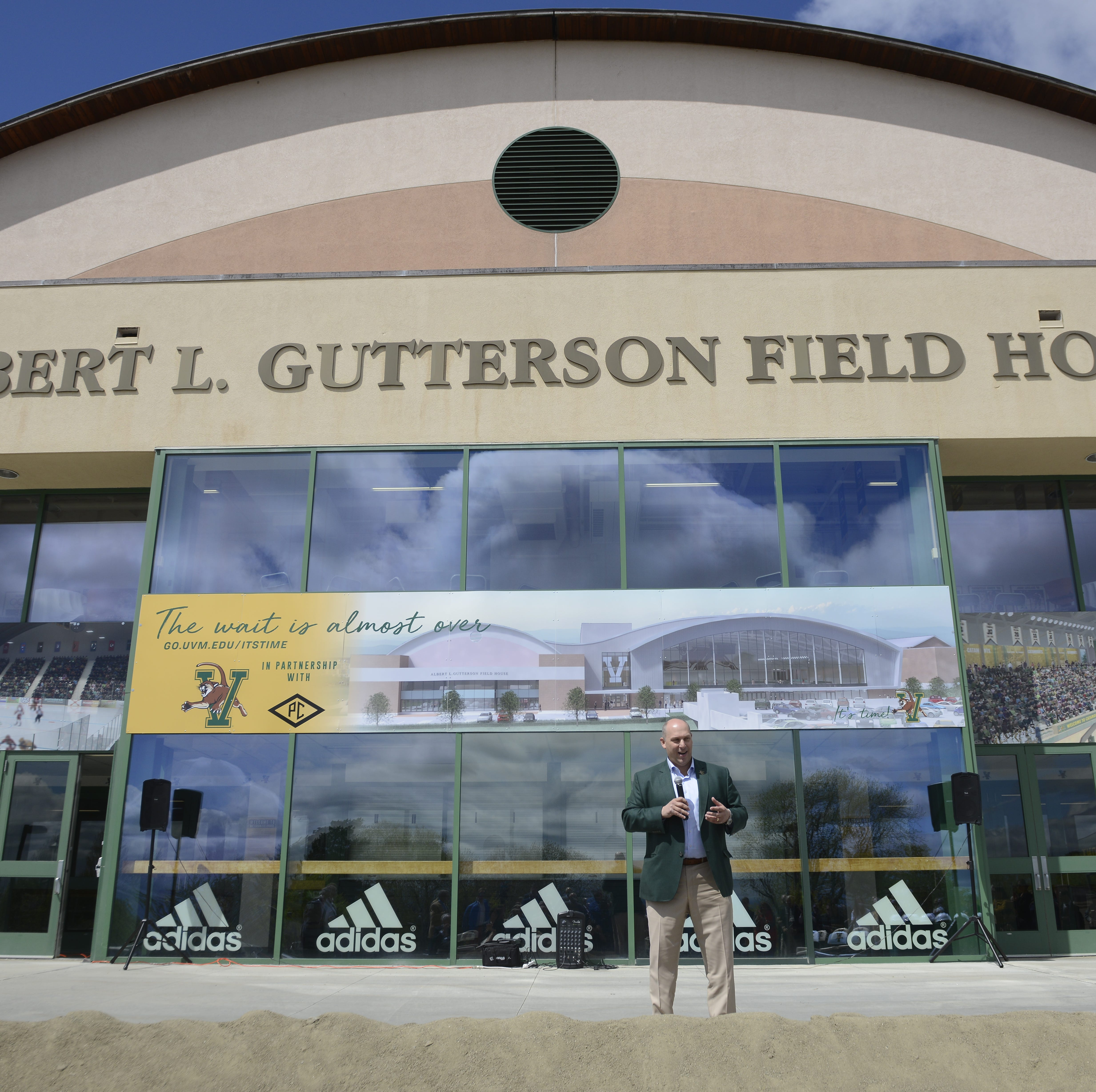 UVM ready to break ground on $95 million multi-purpose sports arena
