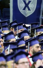 Xavier University held its 181st  Commencement Ceremony at Cintas Center, Saturday, May 18, 2019.