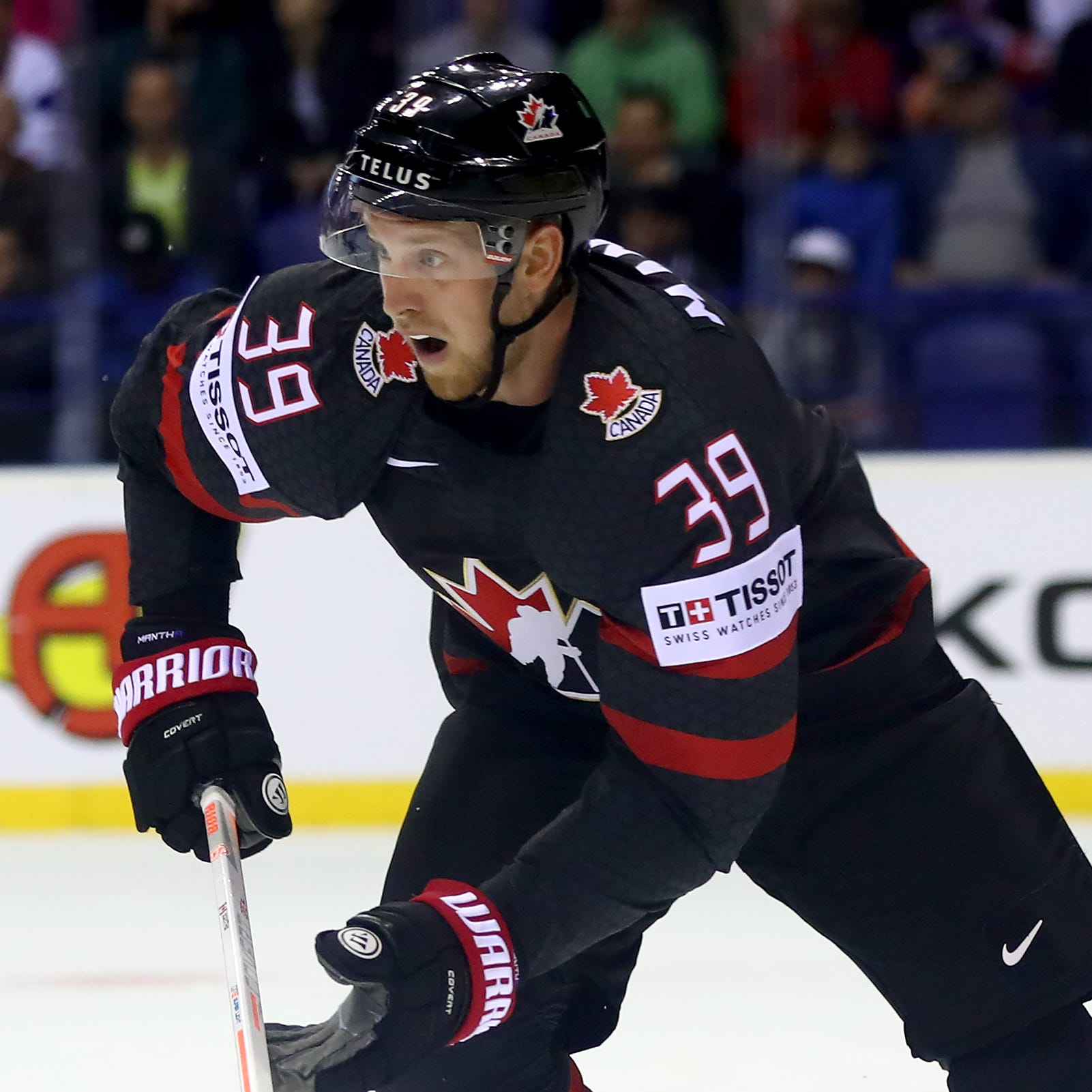 Detroit Red Wings at Worlds: Anthony Mantha's pretty goal highlights Saturday
